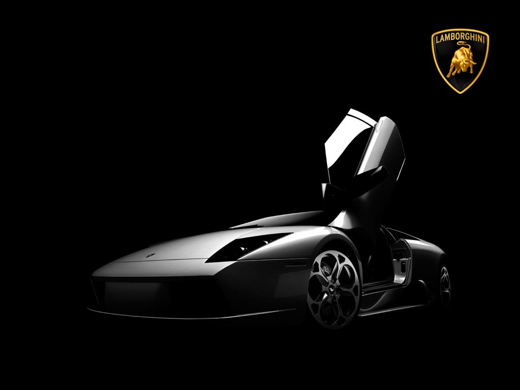 Sport Car Lamborghini, фото, черная машина, спортивная, скачать фото