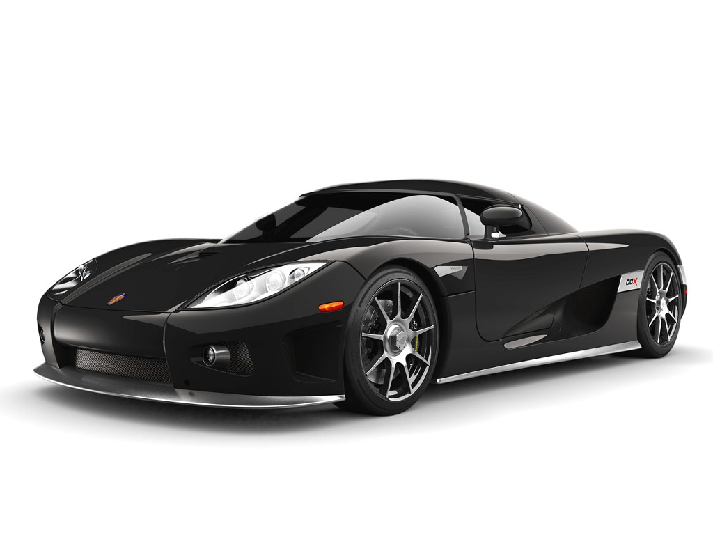 Concept Black Car