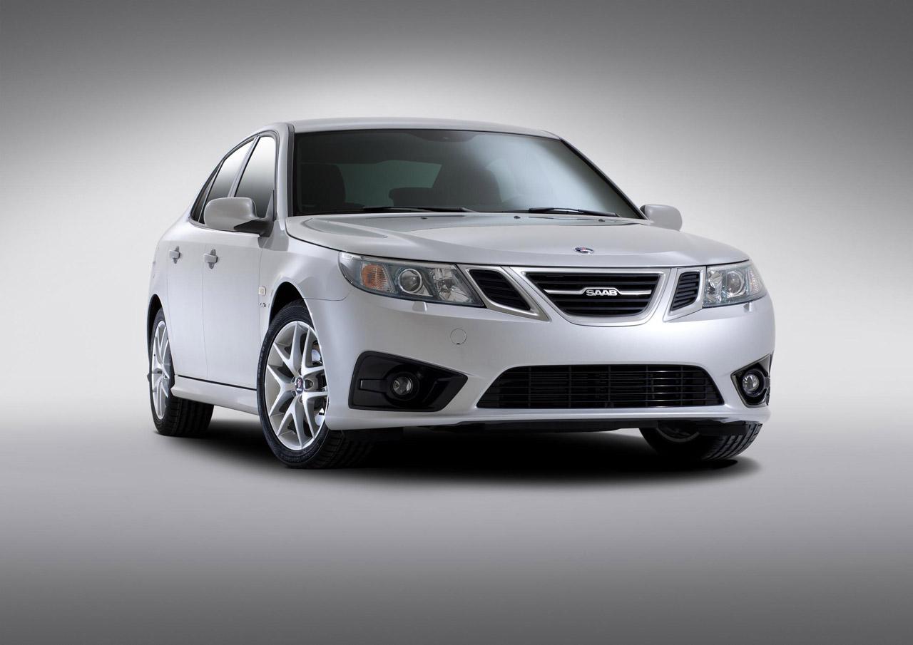 Saab sport auto car
