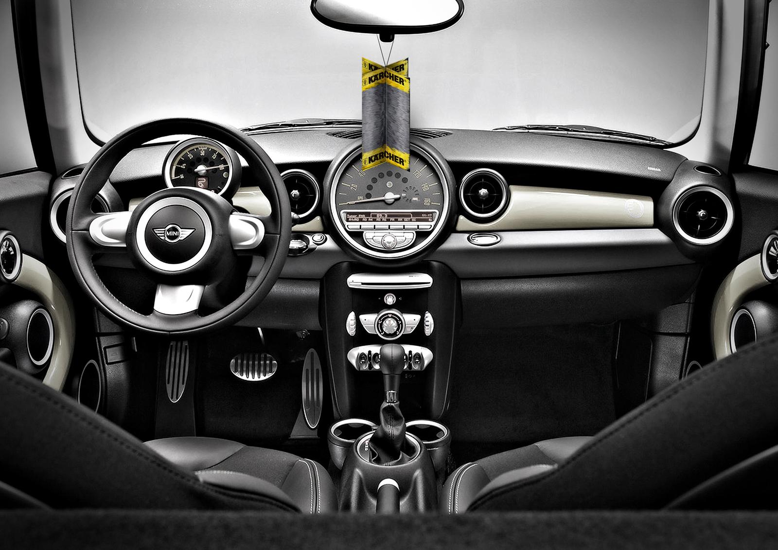 Салон авто Mini, скачать фото , в высоком разрешении