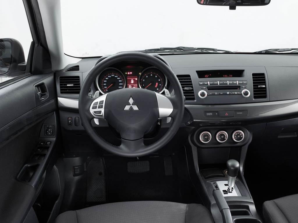 Mitsubishi Lancer salon