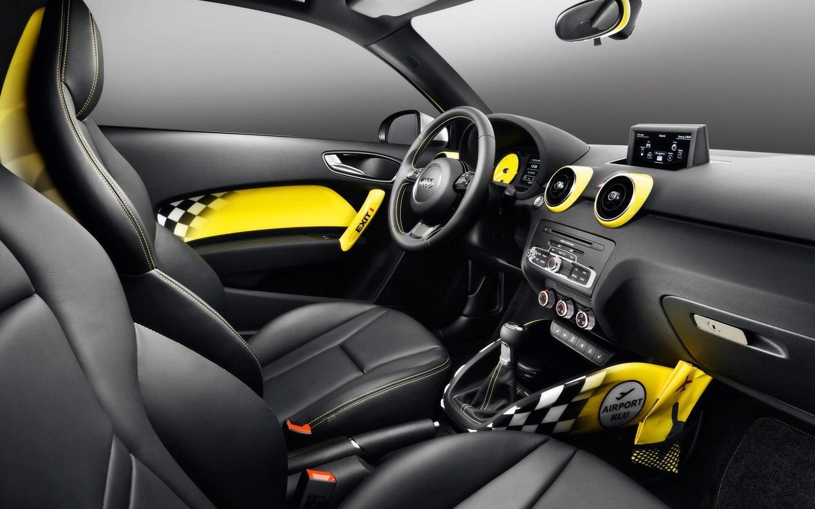 Салон авто Audi, Скачать фото