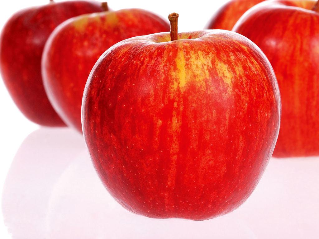 Яблоки обои на рабочий стол