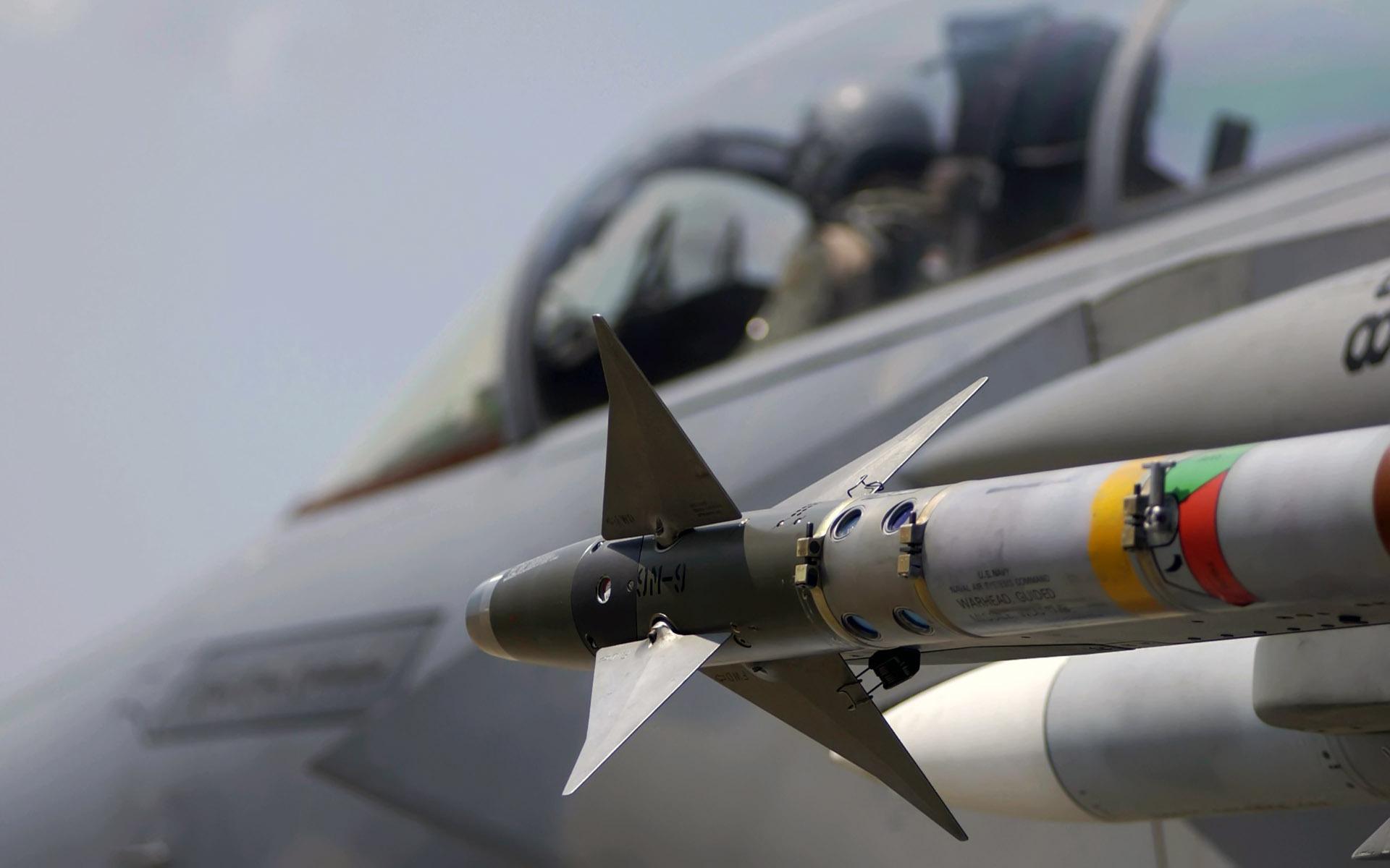 Истребитель, самолет, ракета