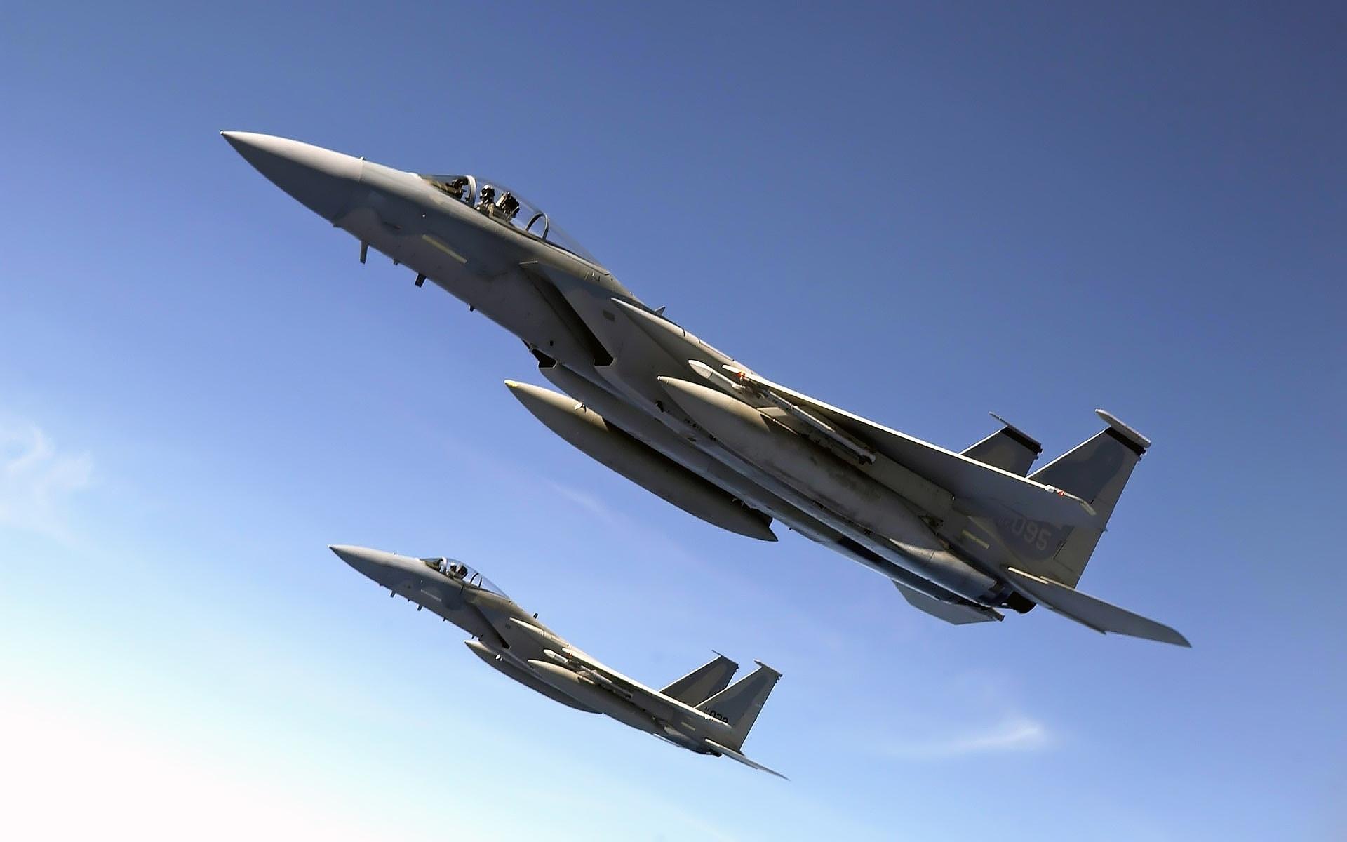 Истребители, самолеты, обои для рабочего стола