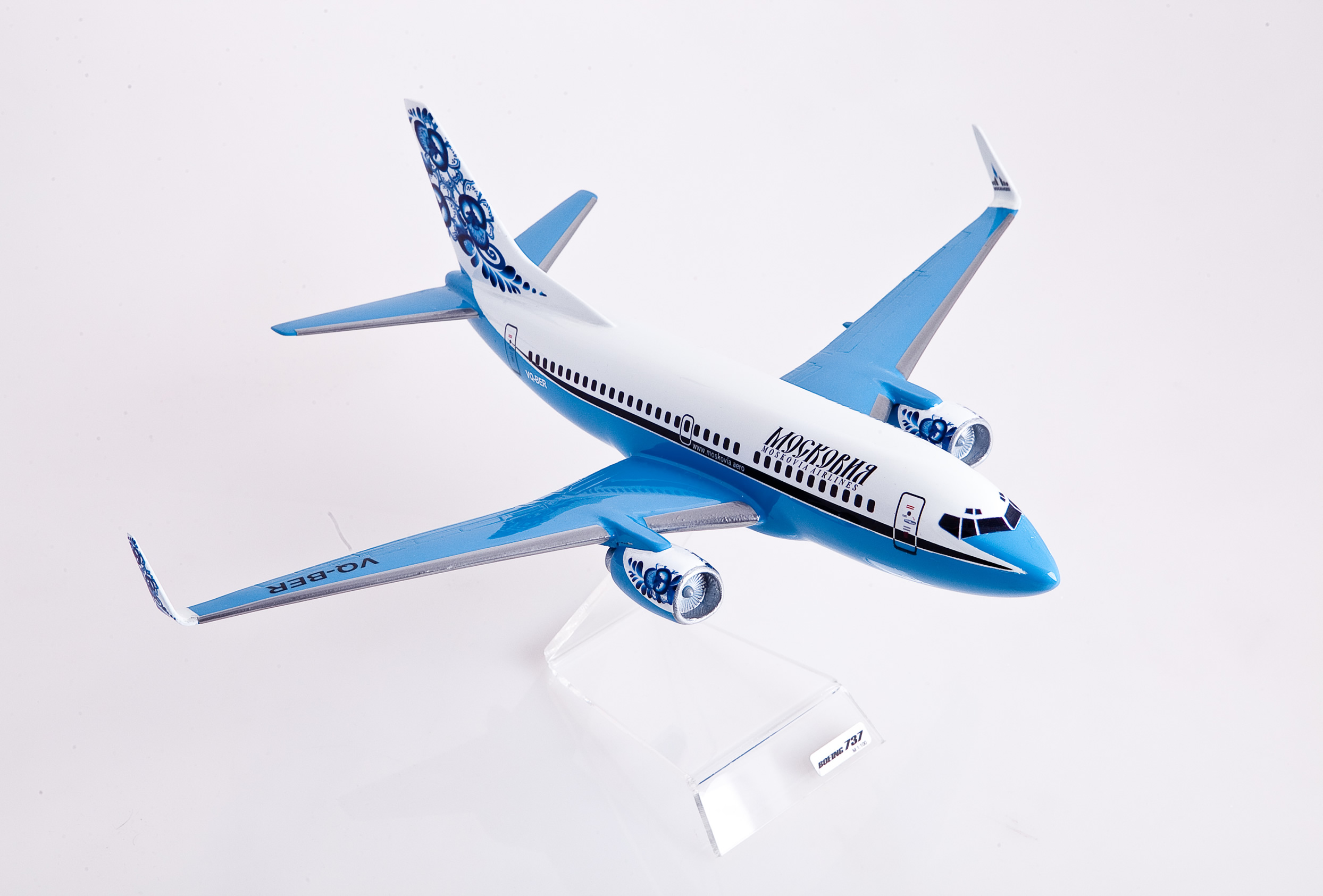 Самолет, обои, пассажирский, модель