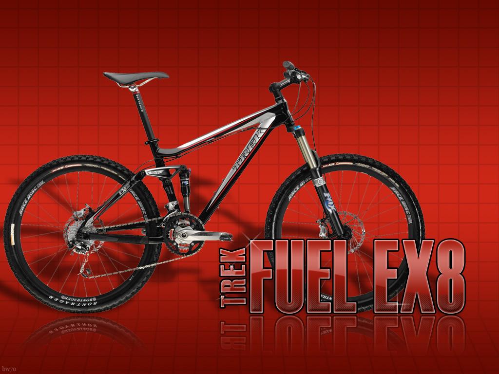 Велосипед, обои, фото