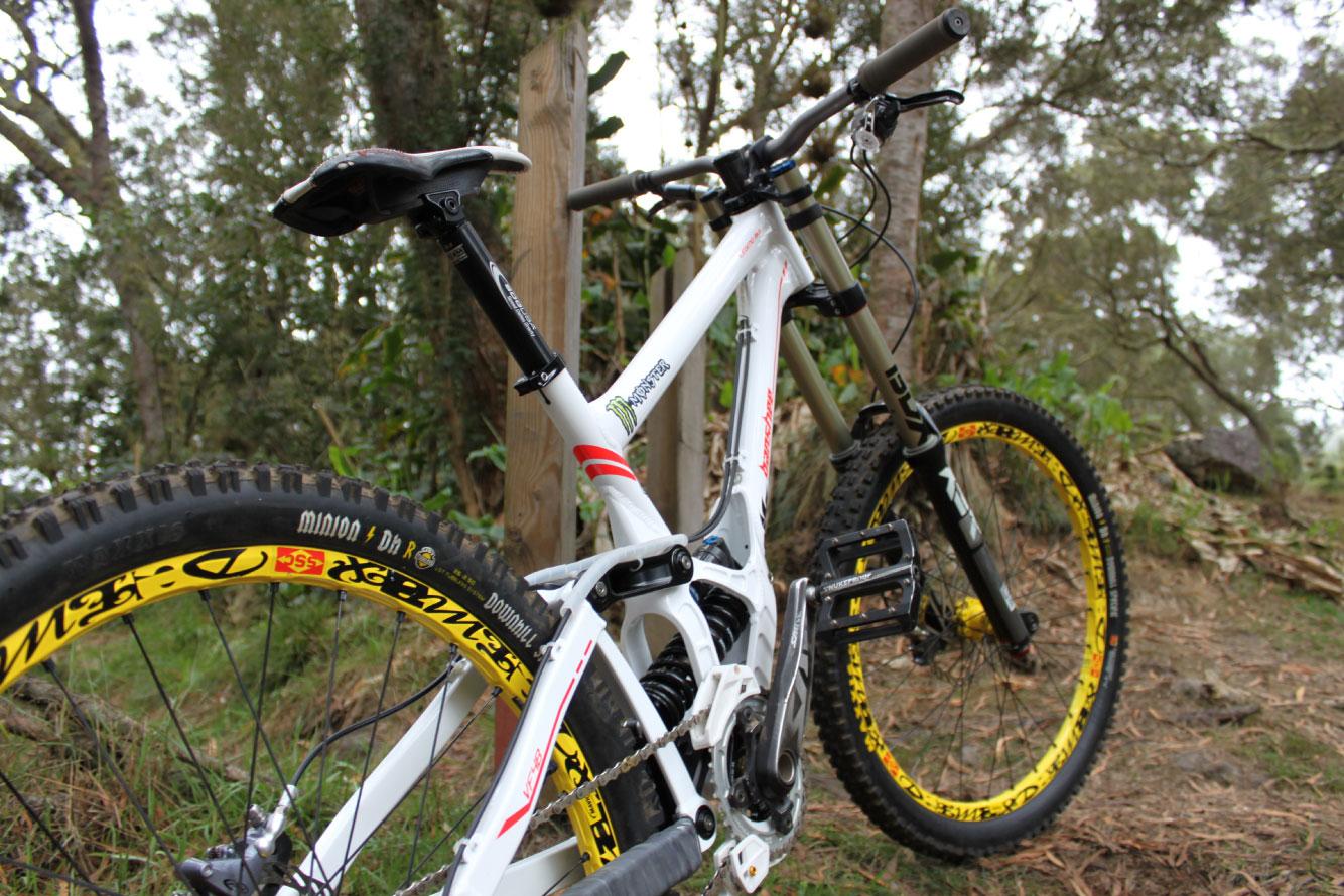 Велосипед, двухподвес, обои, МТБ