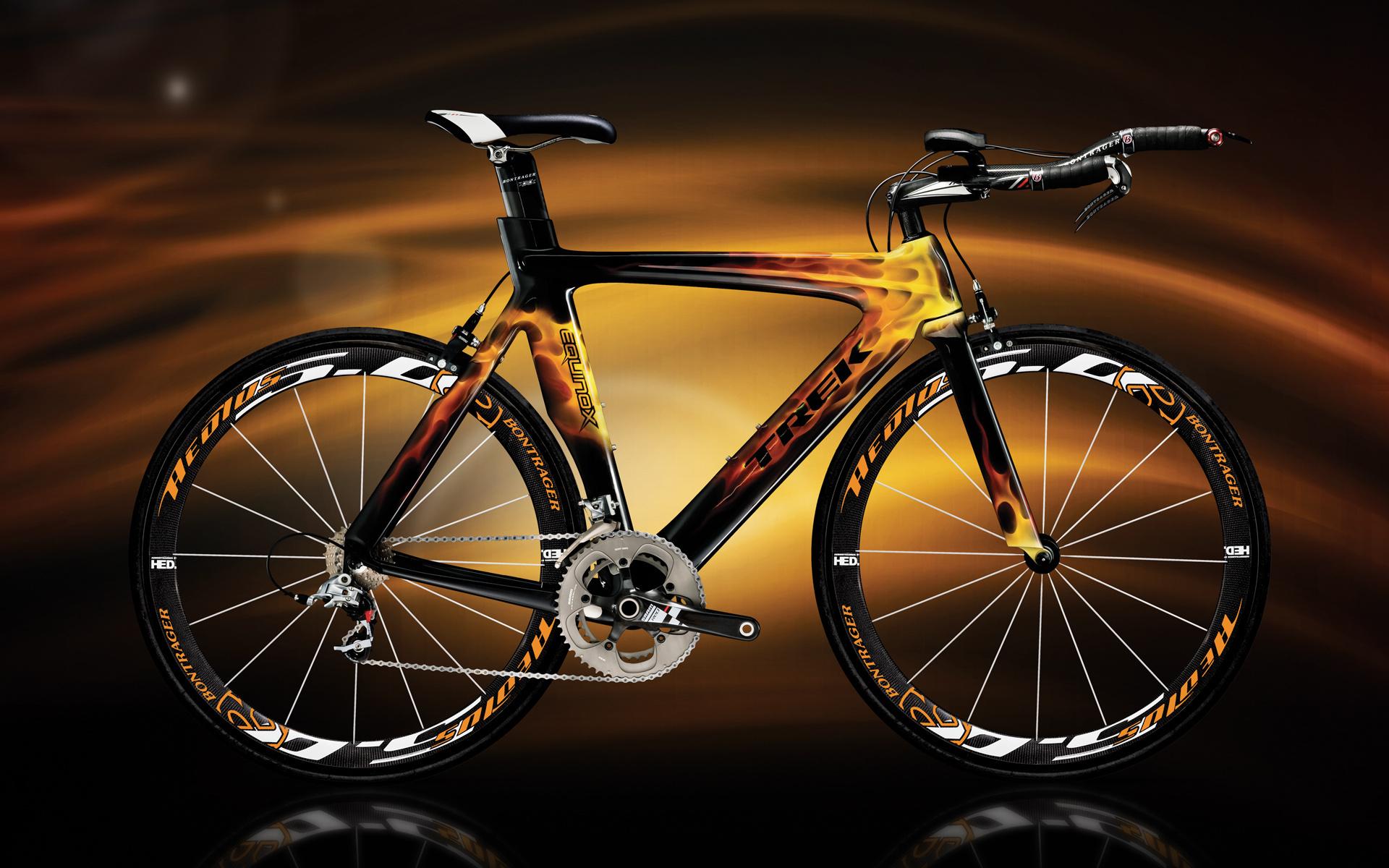Велосипед, обои на рабочий стол