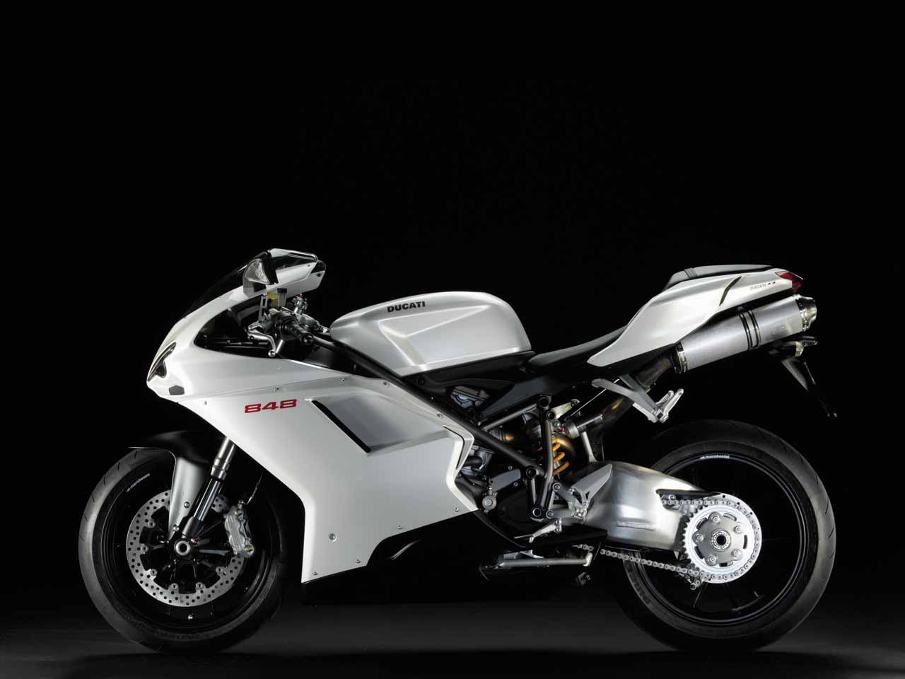Мотобайк, фотобои, крупно, мотоцикл