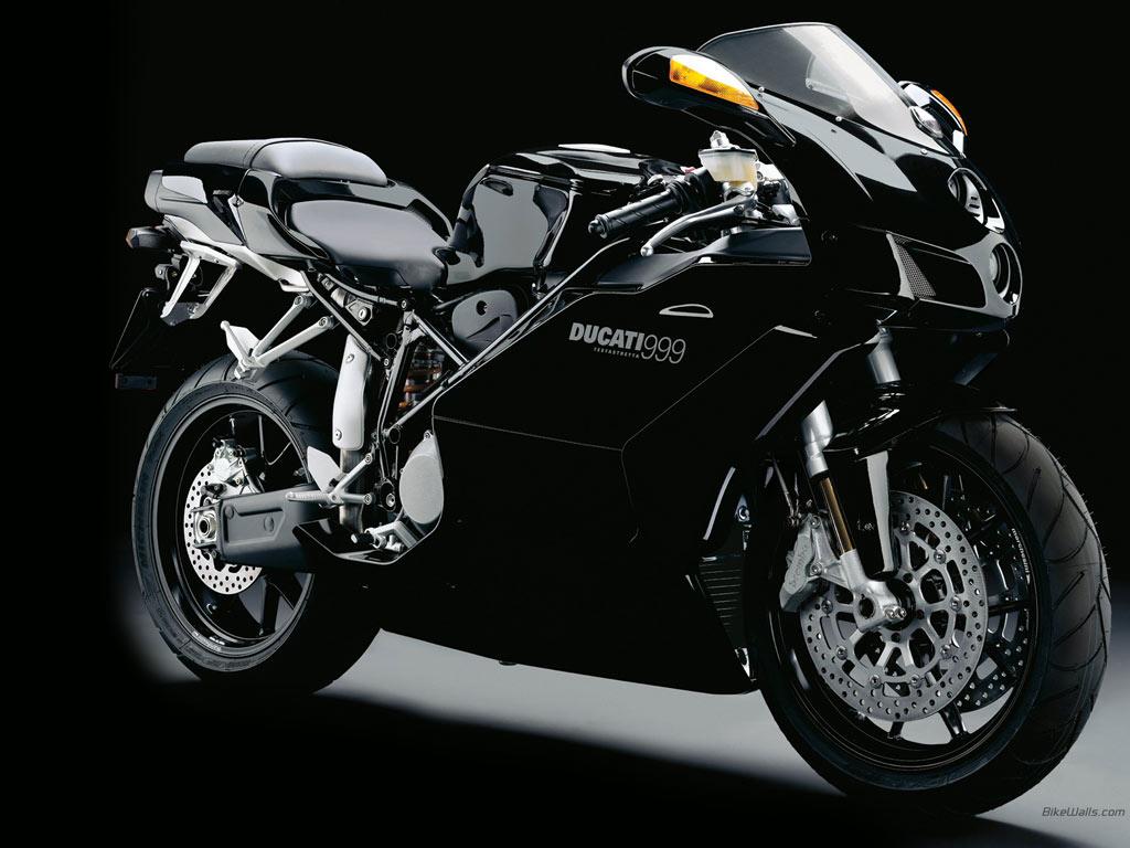 Черный байк, мотоцикл, обои