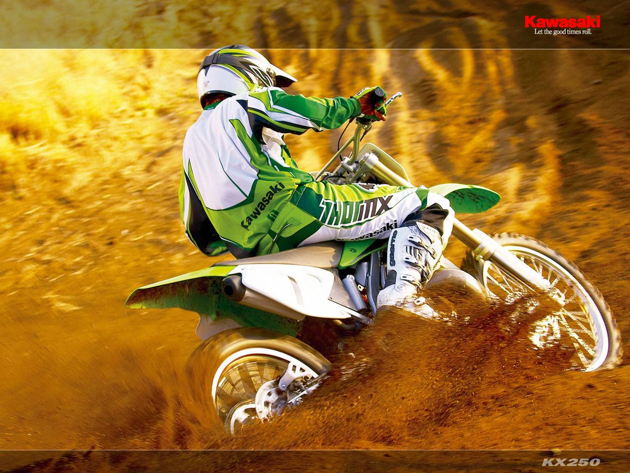 Мотокросс, песок, скорость, байк, мотоцикл, кроссовый байк