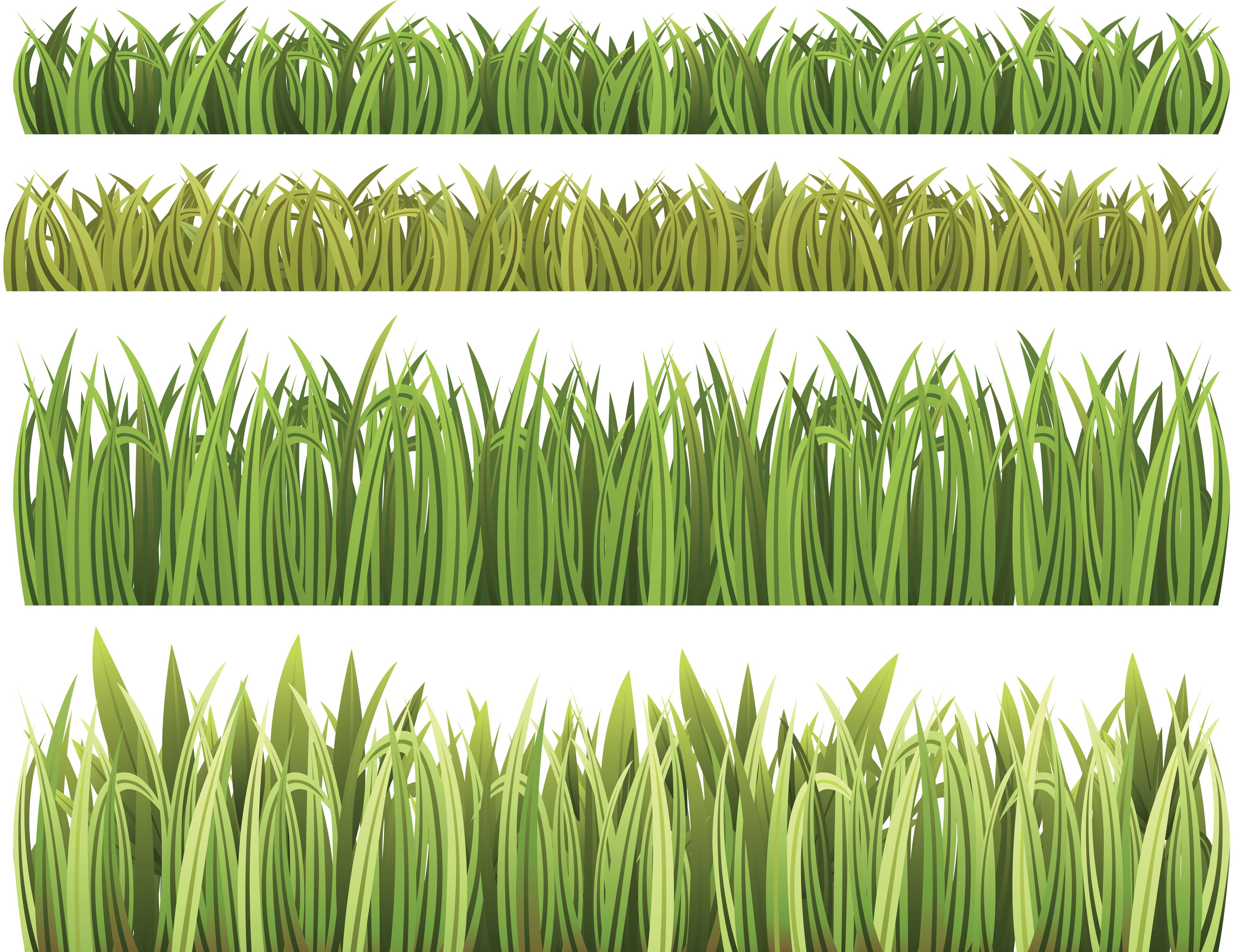 Трава, клипарт, зеленая трава, фото