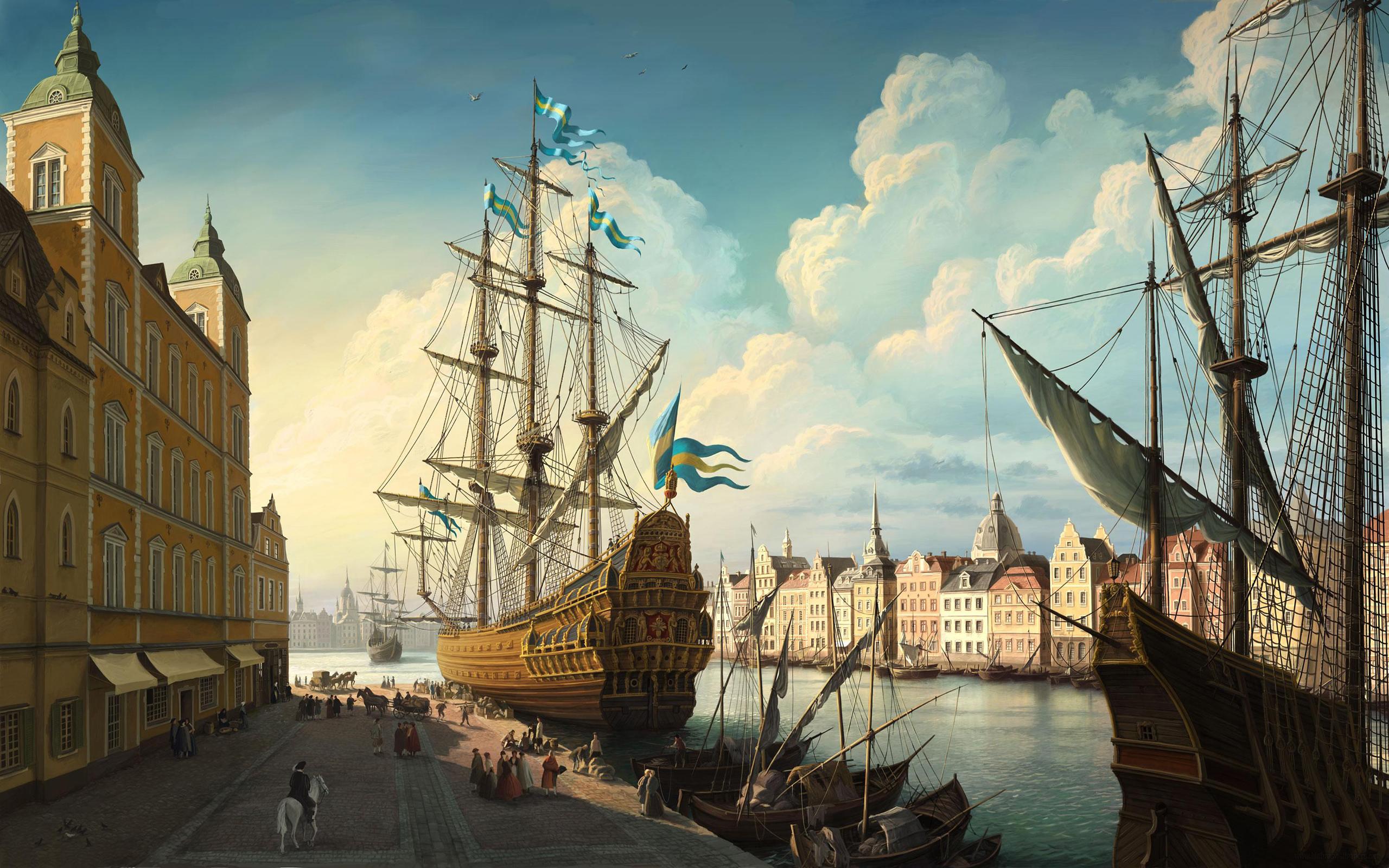 военно морские корабли обои для рабочего стола