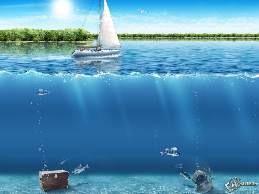 яхта, море, фото, обои, фото кораблей
