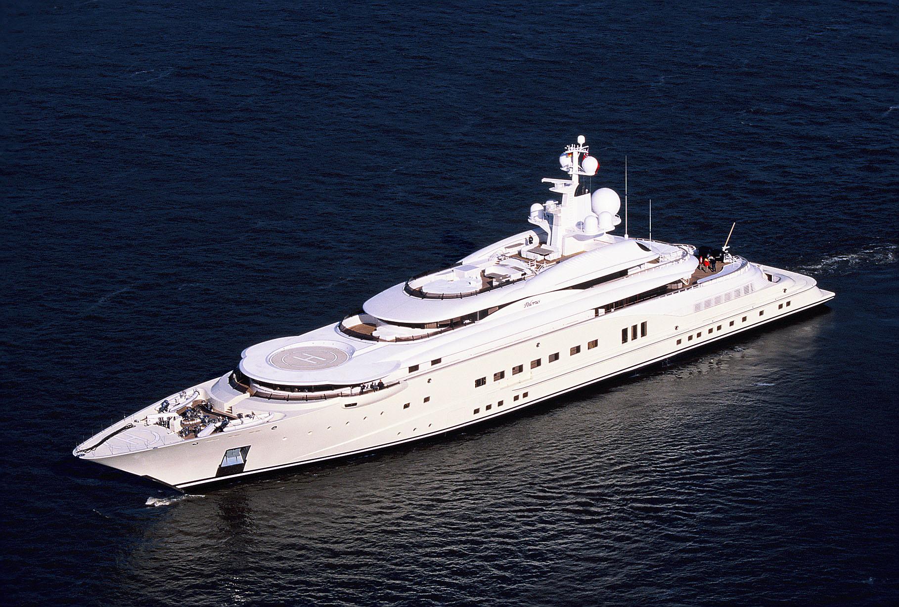 Белая яхта, корабль, лайнер, фото, обои для рабочего стола