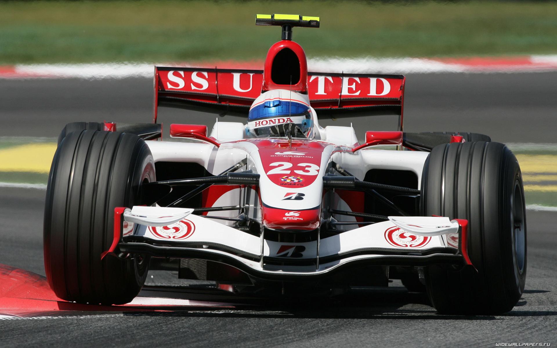 Автомобиль формула один, гоночный, скачать обои на рабочий стол