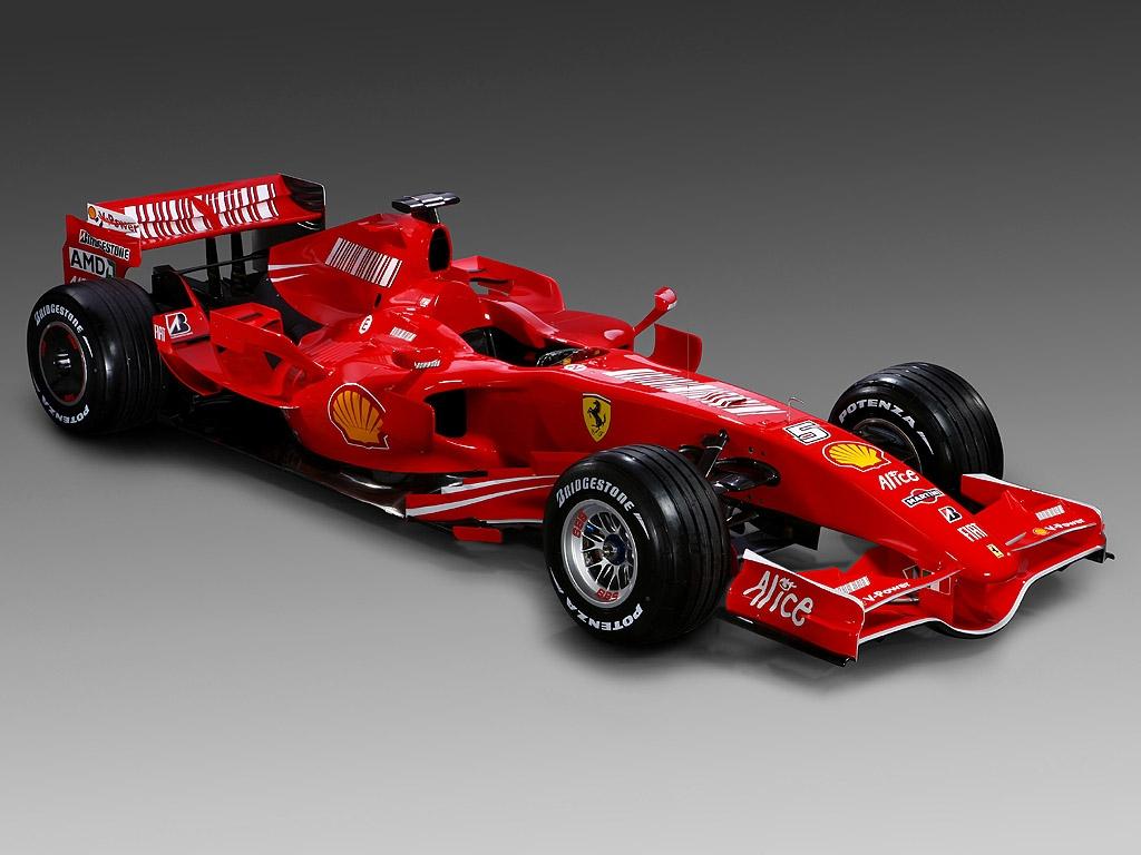 красная машина, формула один, гонки, обои на рабочий стол