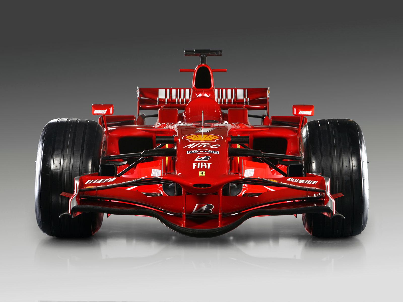 red car, formula 1, гонки, красная машина, спортивный автомобиль