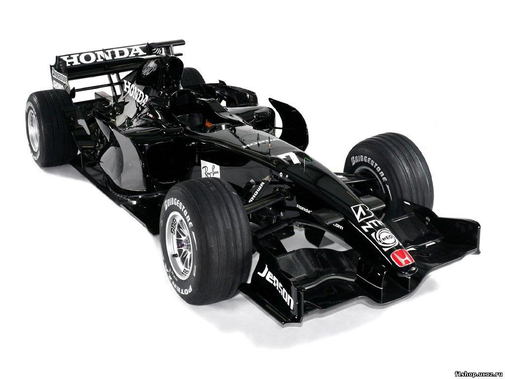 Черная машина, формула один, гонка, фото, обои на рабочий стол