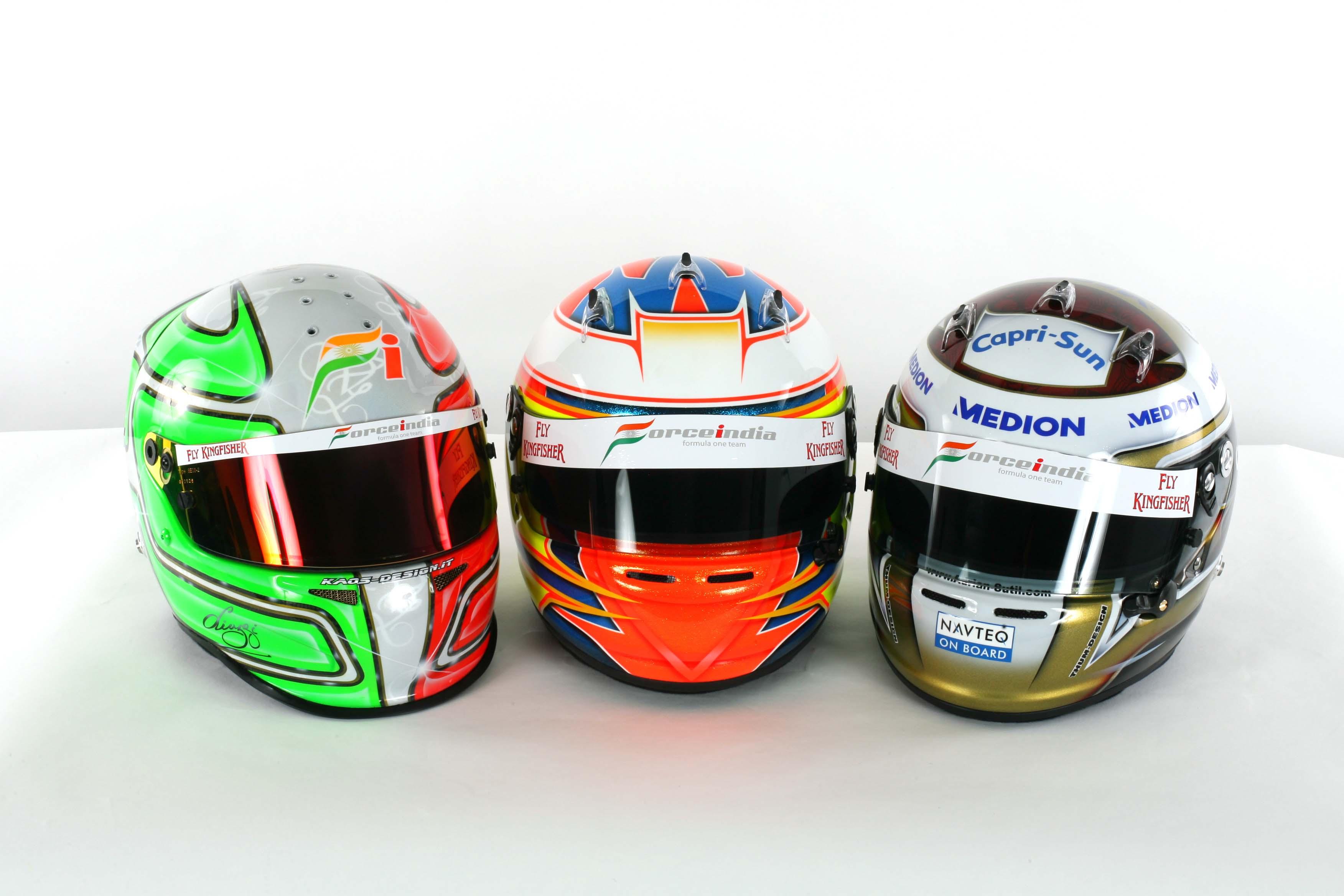Шлемы, формула-1, гоночный шлем, фото, обои на рабочий стол