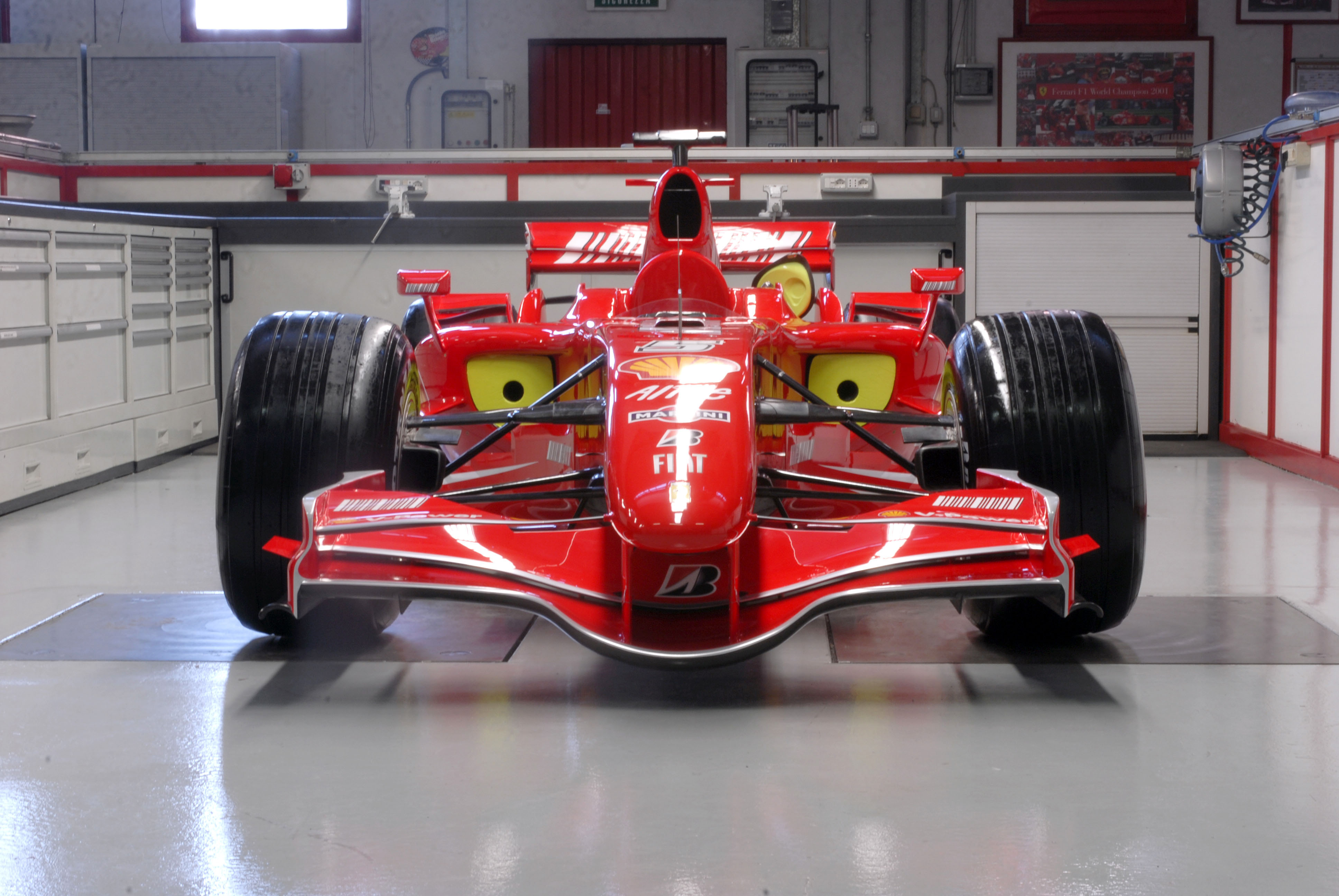 Формула-1, гонка, машина, фото, обои на рабочий стол