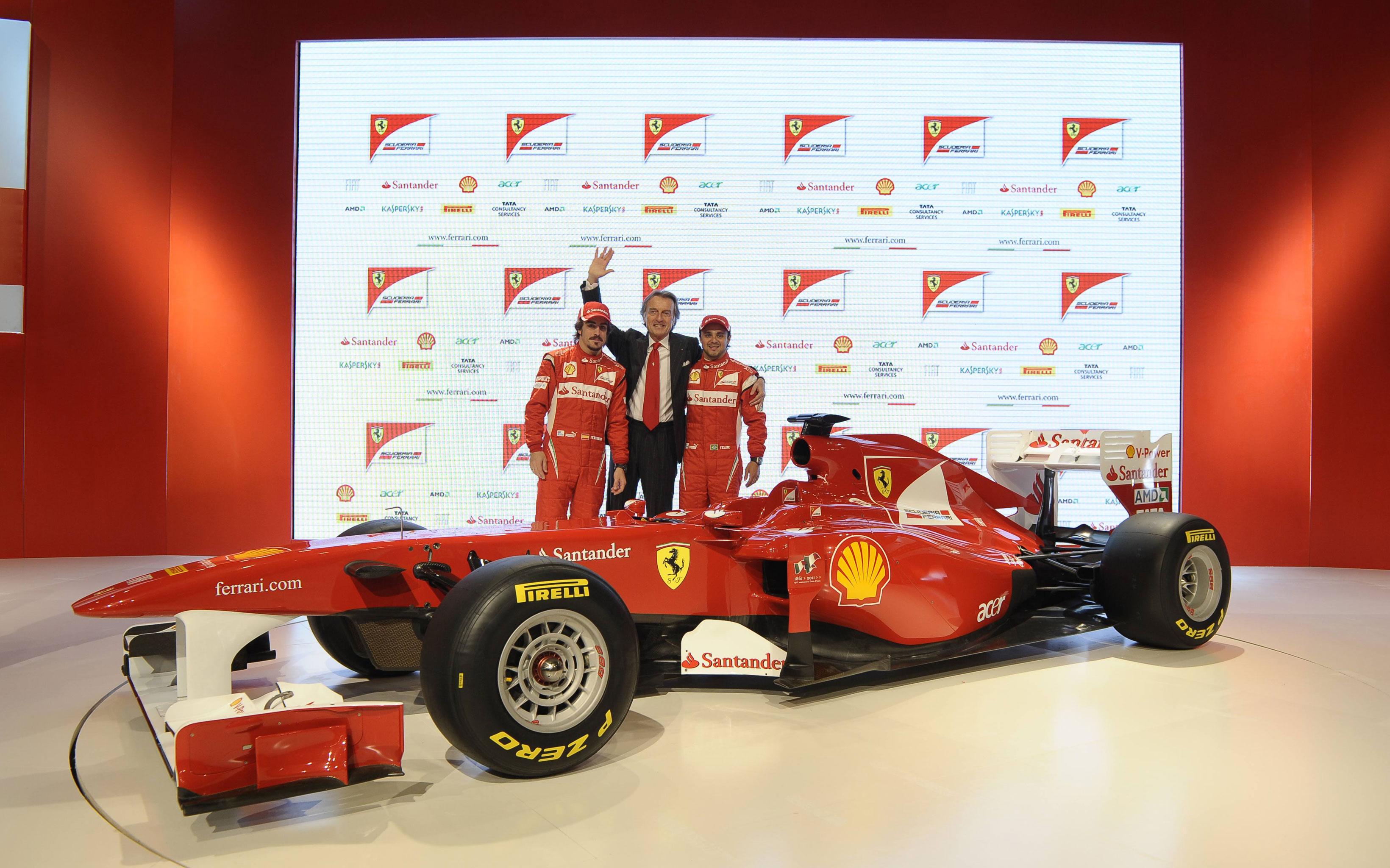 Формула-1, гонщики, фото, обои на рабочий стол
