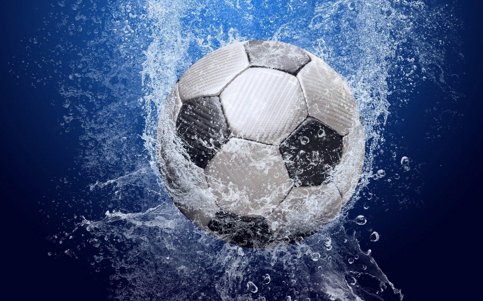 Футбольный мяч, обои для рабочего стола, спорт
