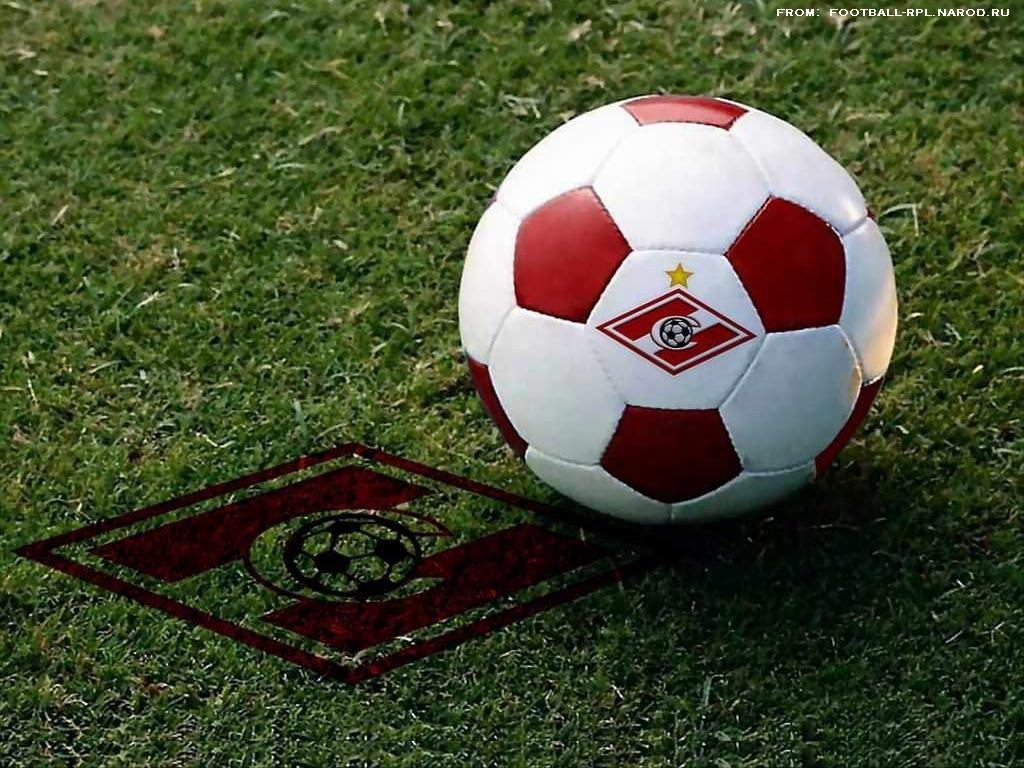 Спартак, футбольный клуб, футбольный мяч, обои, футбол, фото, обои для рабочего стола