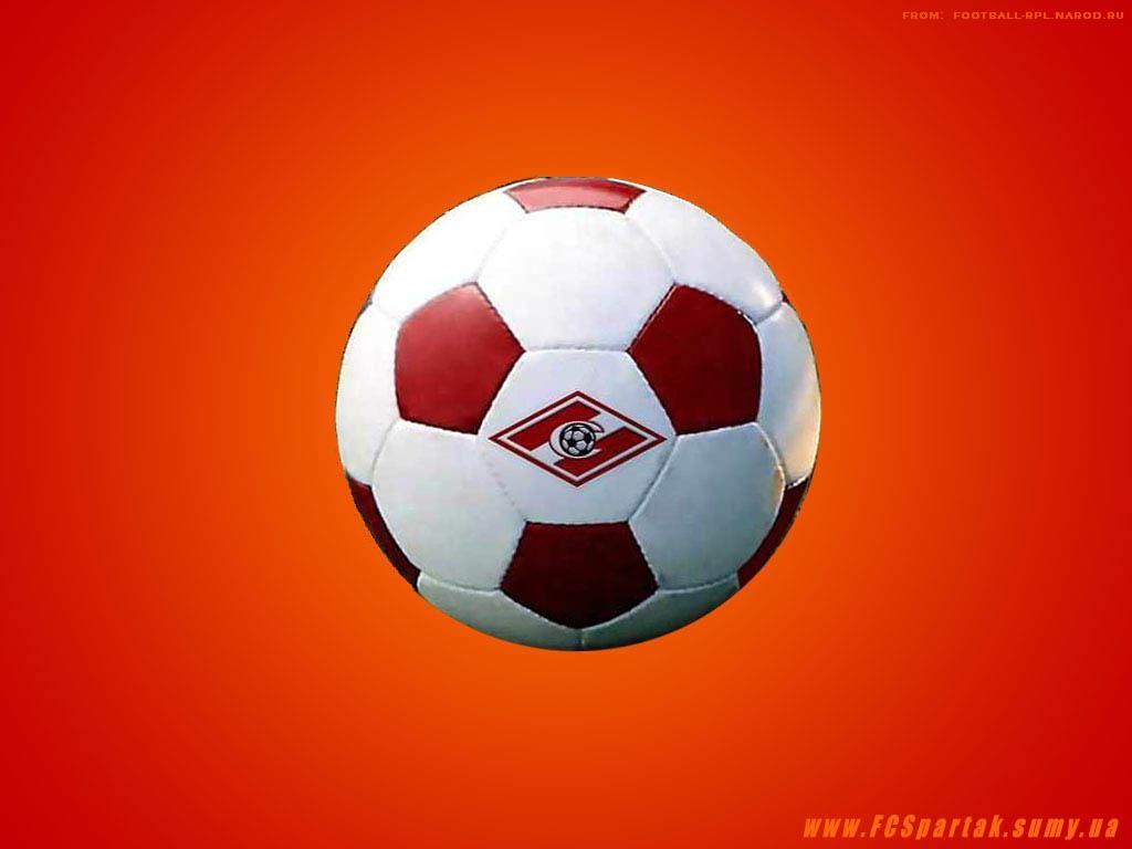 Футбольный клуб, Спартак, мяч, обои, для рабочего стола