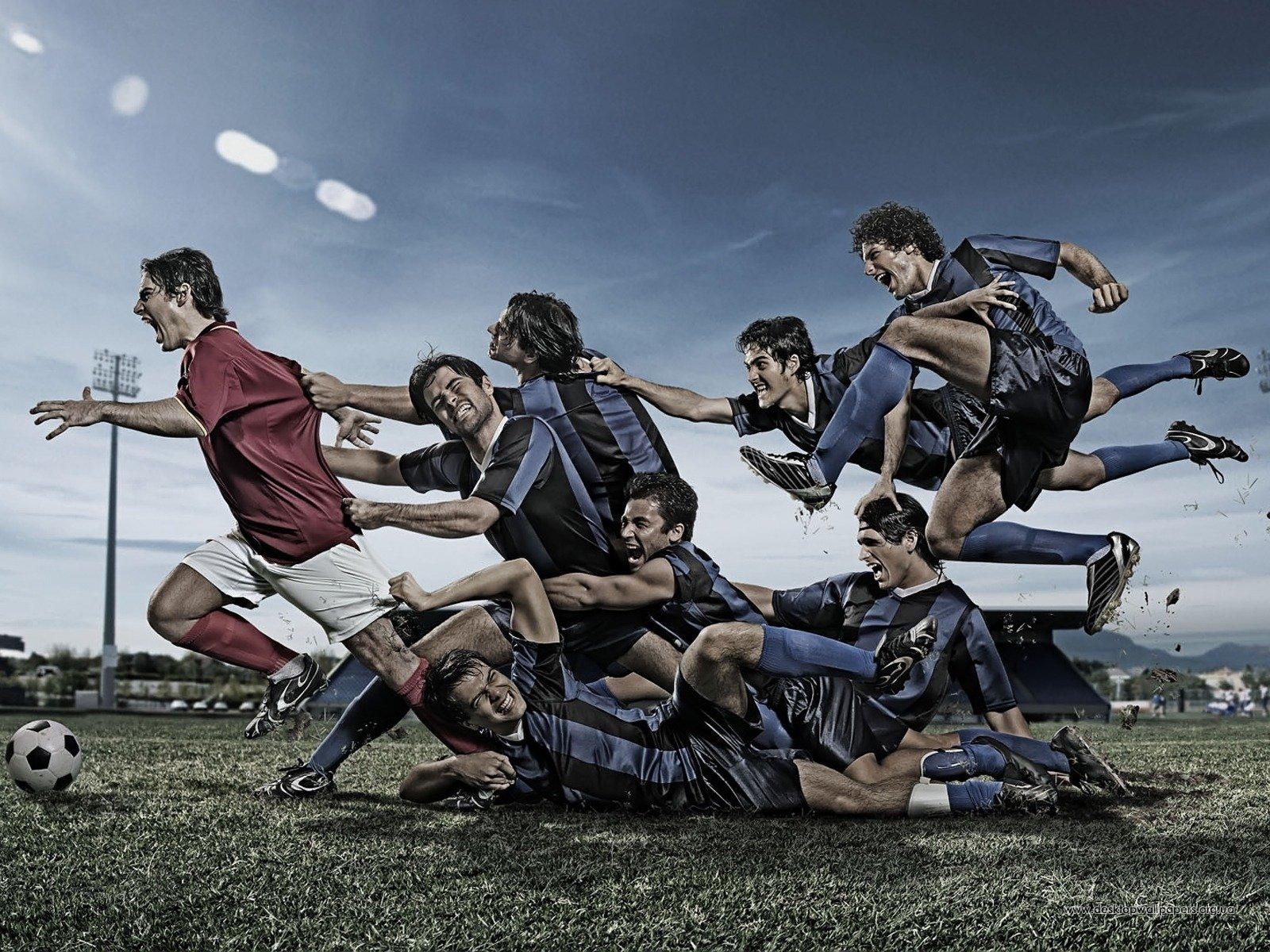Футбольные обои, футбол, фото для рабочего стола