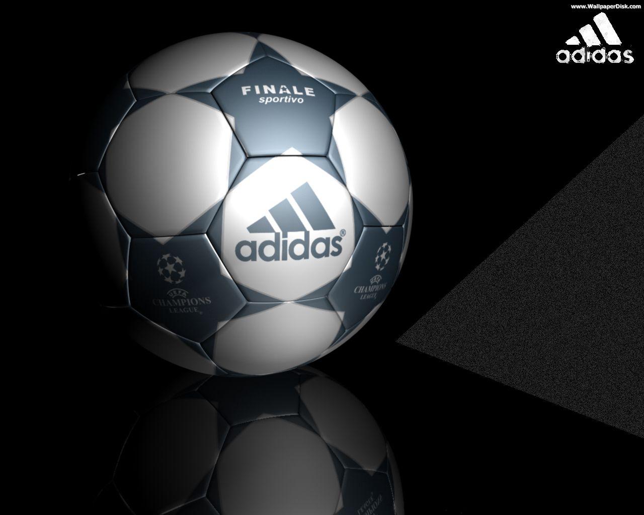 Adidas, фото, обои для рабочего стола, мяч, футбол