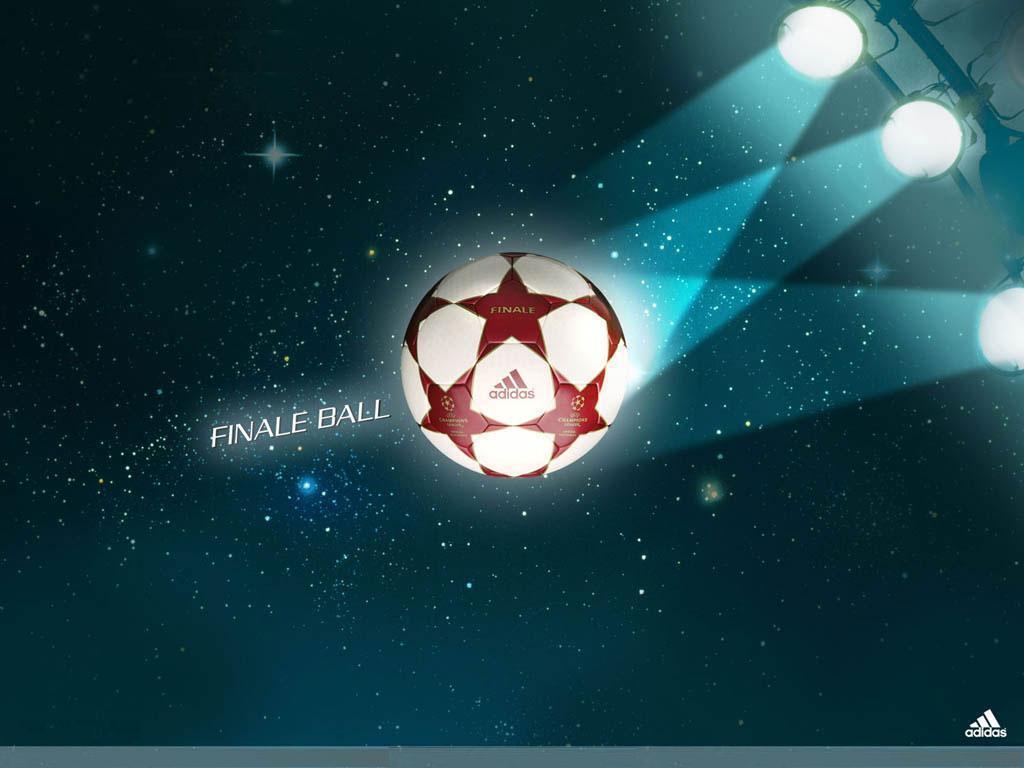 Футбольный мяч, обои для рабочего стола, фото