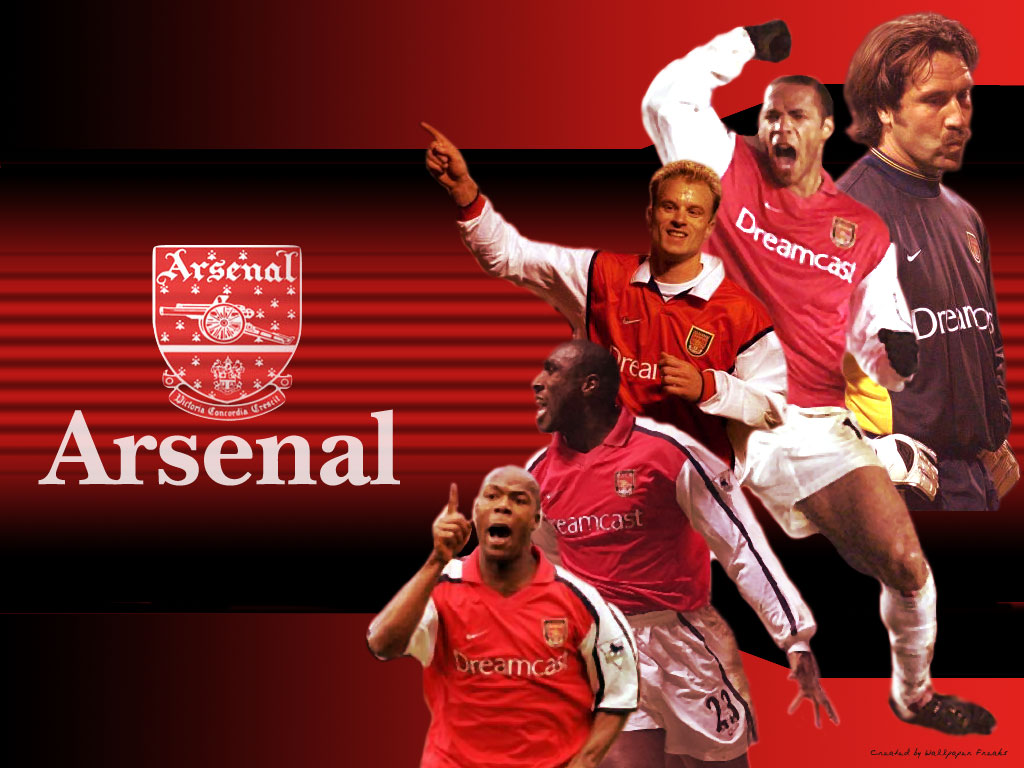 Arsenal, футбольный клуб, обои для рабочего стола, фото
