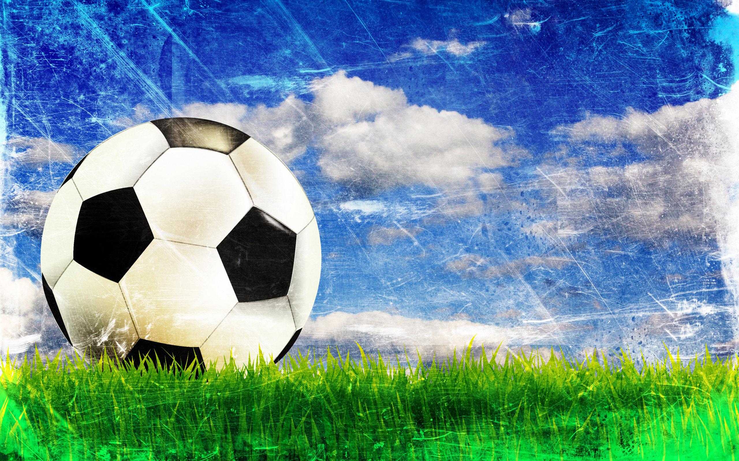 футбол, мяч, стадион, фото обои для рабочего стола