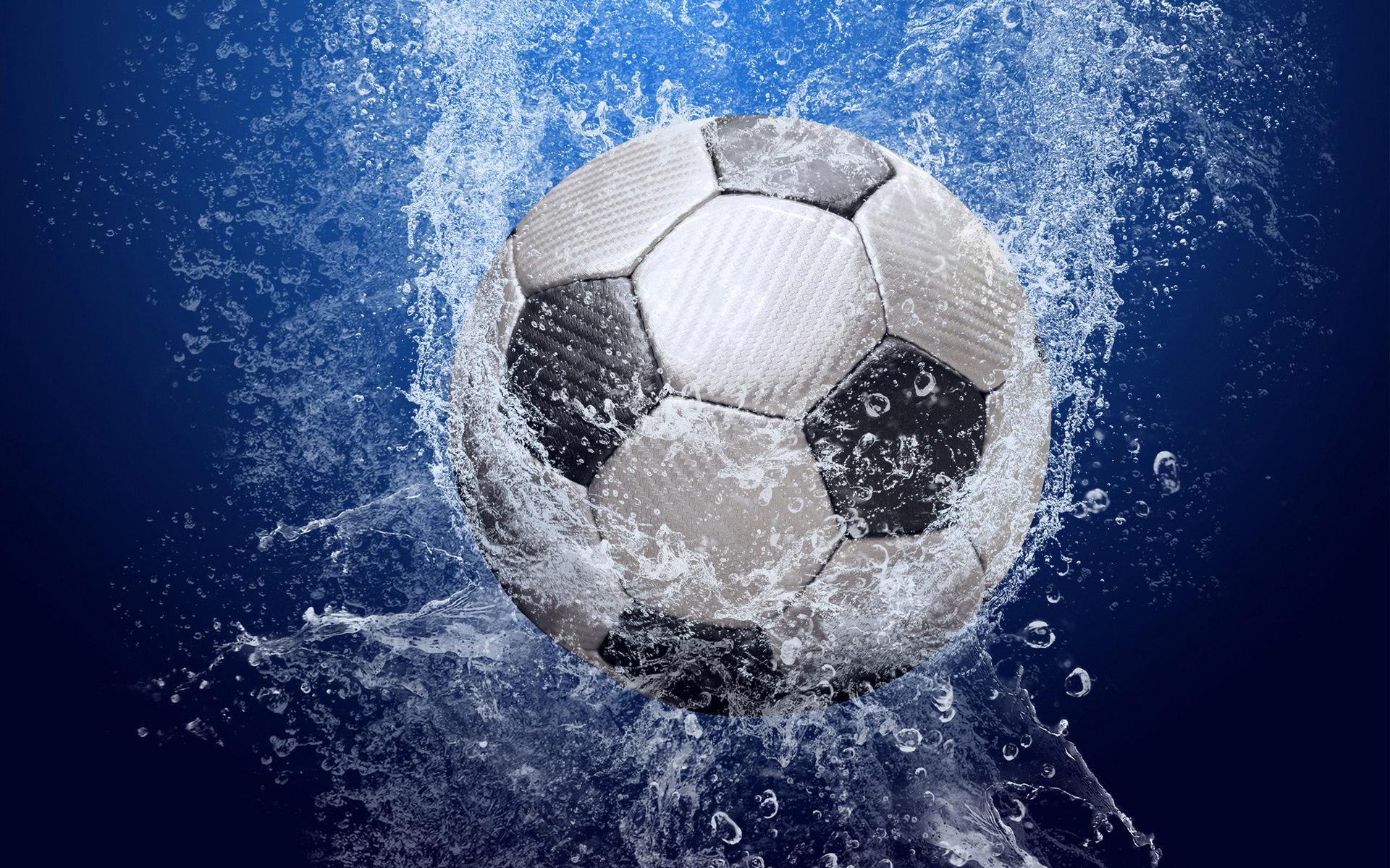 Футбольный мяч, футбол, обои, фото