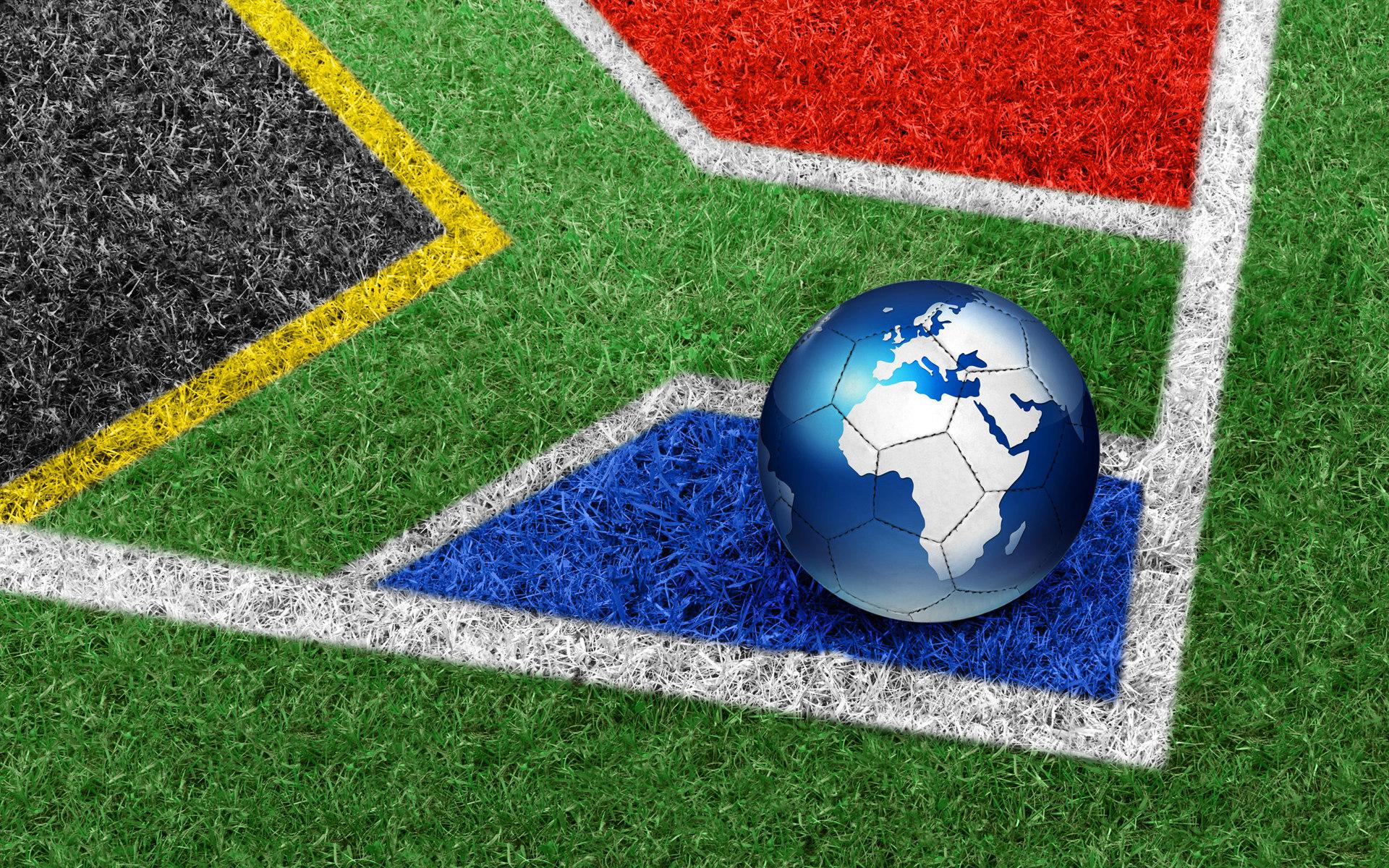 Футбол, стадион, газон, фото обои для рабочего стола