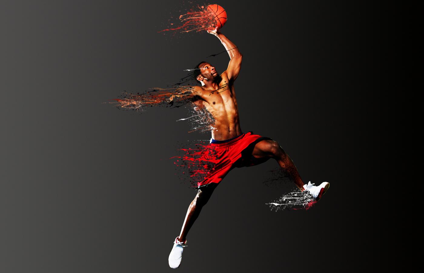 прыжок, фото, баскетбол, обои для рабочего стола