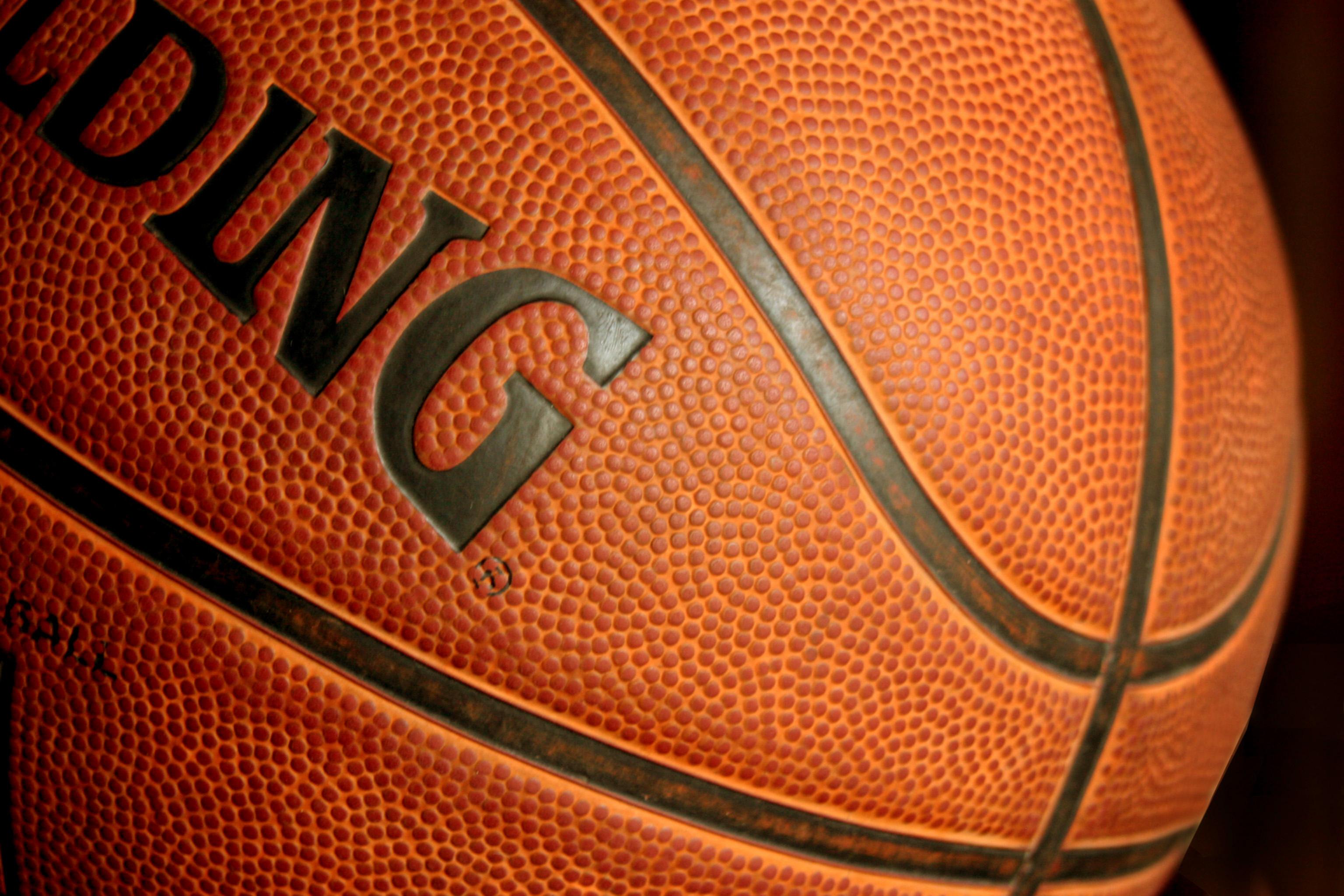 Баскетбольный мяч, фото, обои для рабочего стола