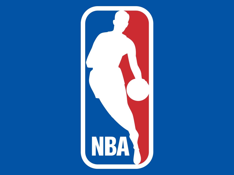 NBA, logo, wallpaper, фото на рабочий стол, обои
