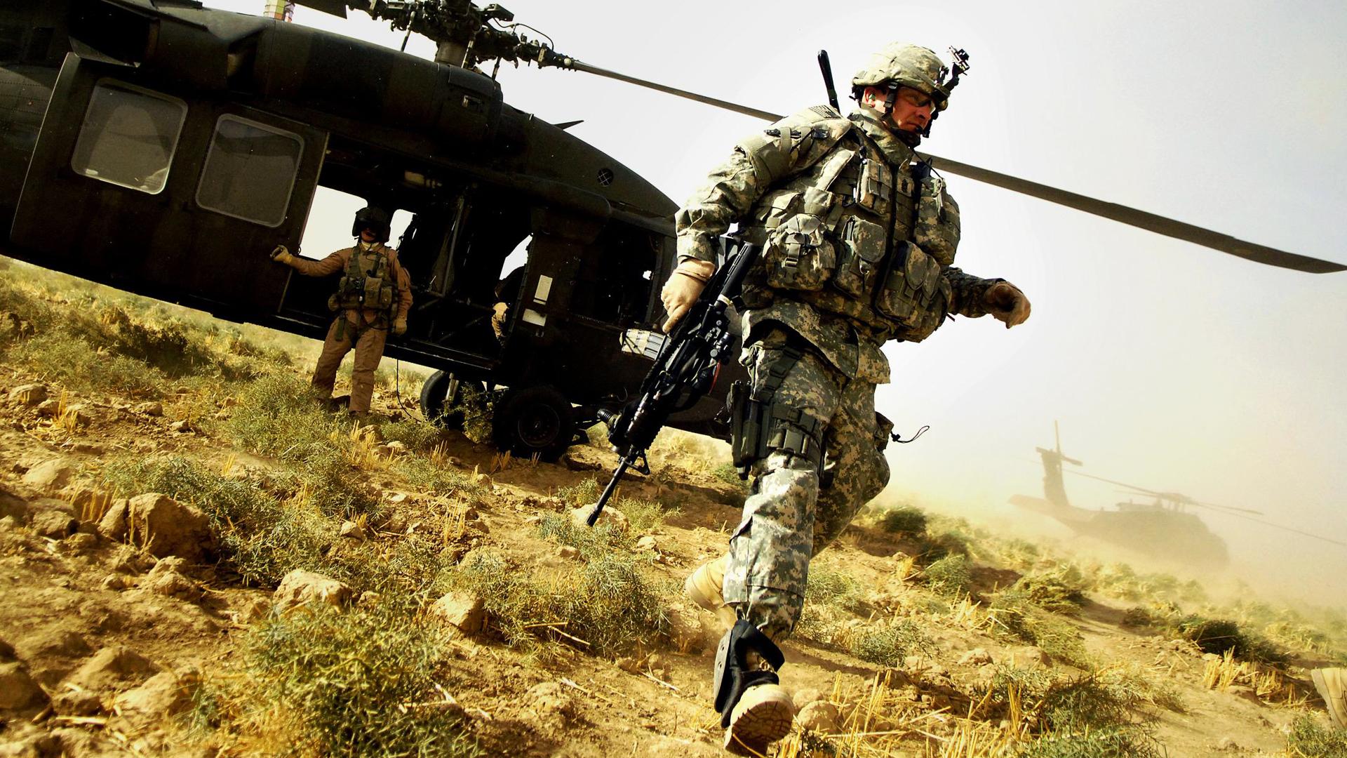 Десант, боевой вертолет, фото, скачать для рабочего стола