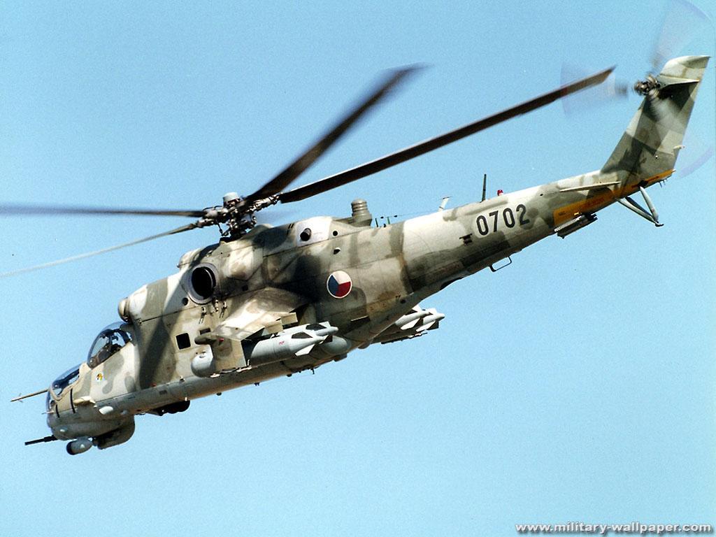 вертолет в атаке, фото, обои, скачать