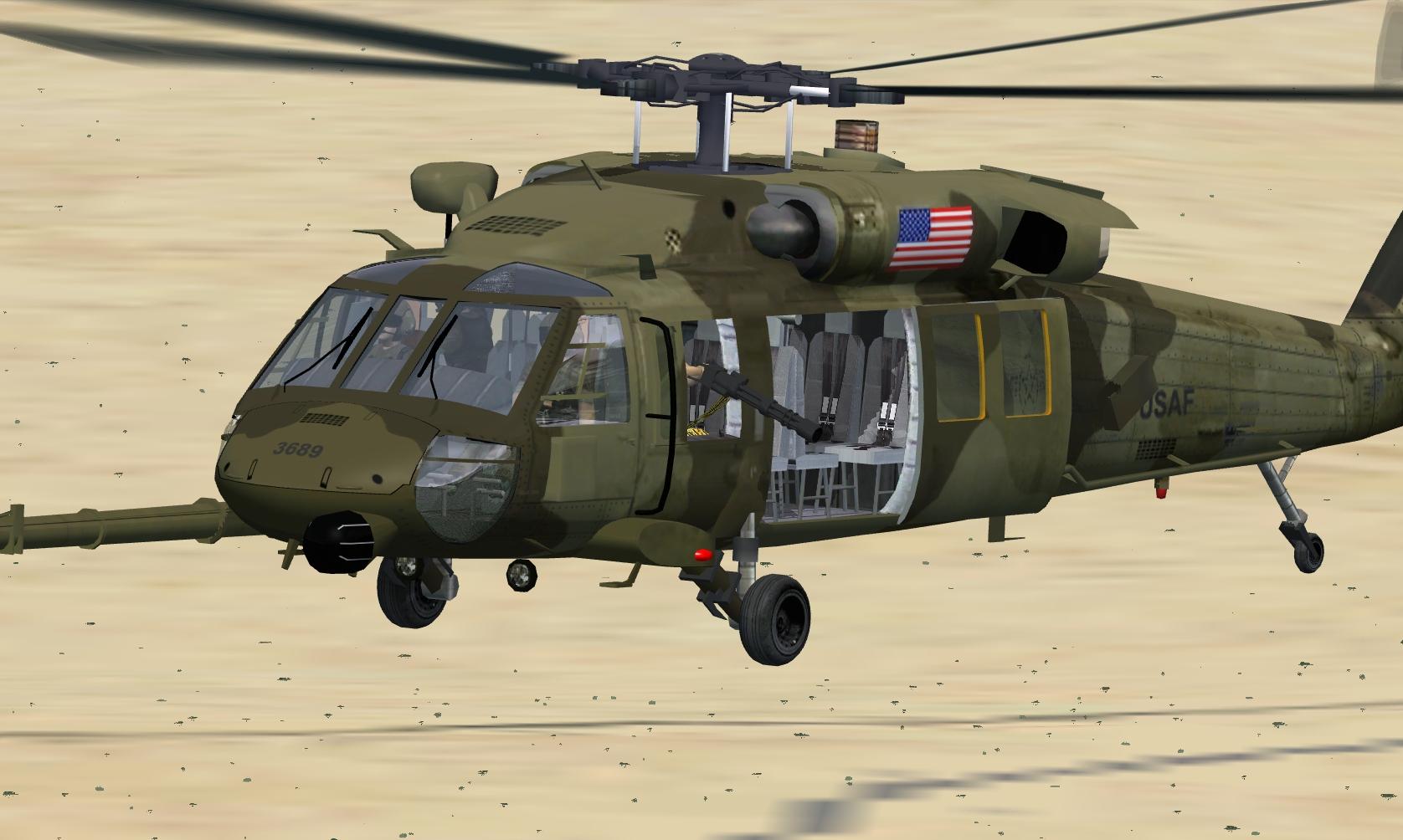 Десантный вертолет, фото, обои на рабочий стол