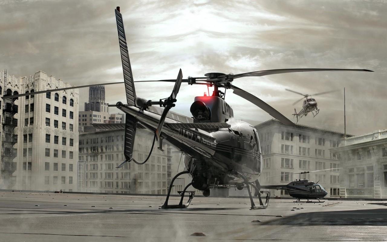 обои, фото, вертолет, скачать на рабочий стол