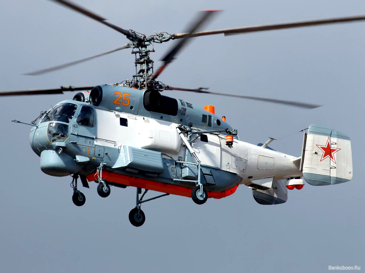 Ка 27, вертолет, фото, обои для рабочего стола, скачать