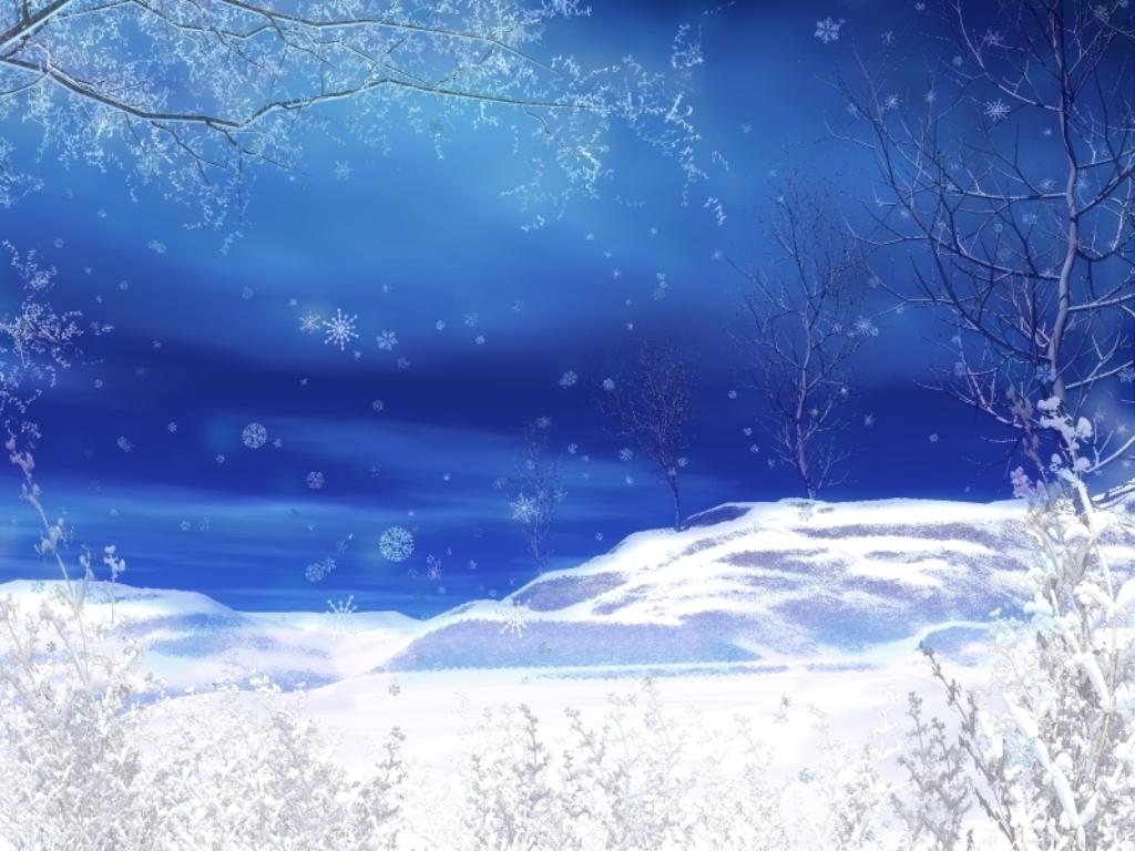 обои для рабочего стола, снег, зима, фото
