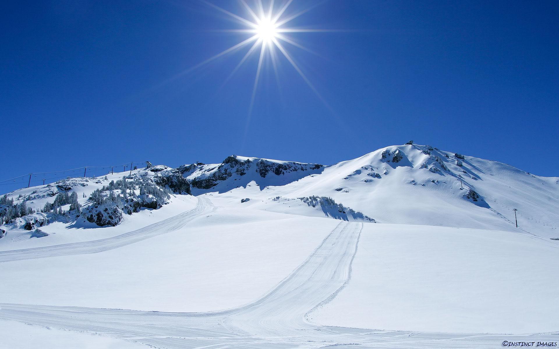 Зима, снег, сугробы, фото