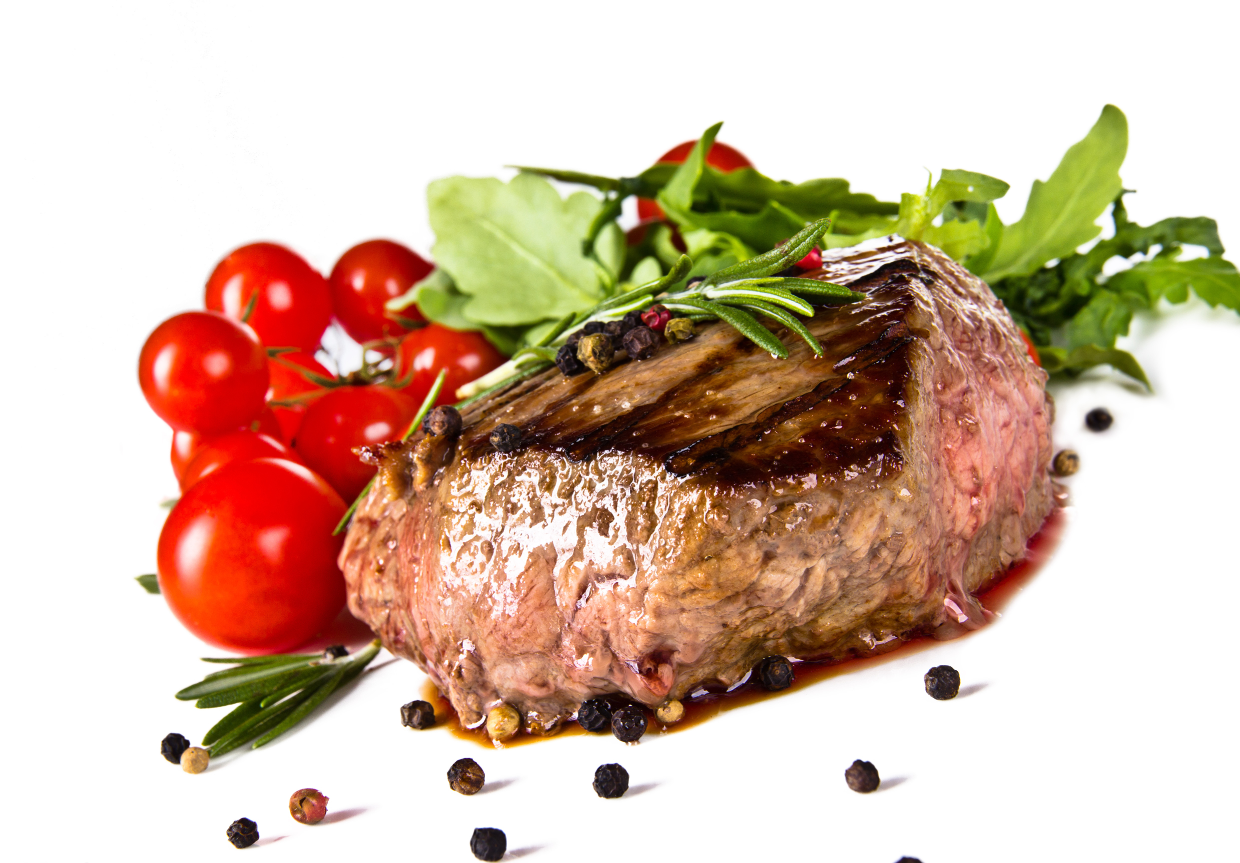 Фото, мясо, жареное, на рабочий стол, скачать бесплатно, с приправами, бифштекс