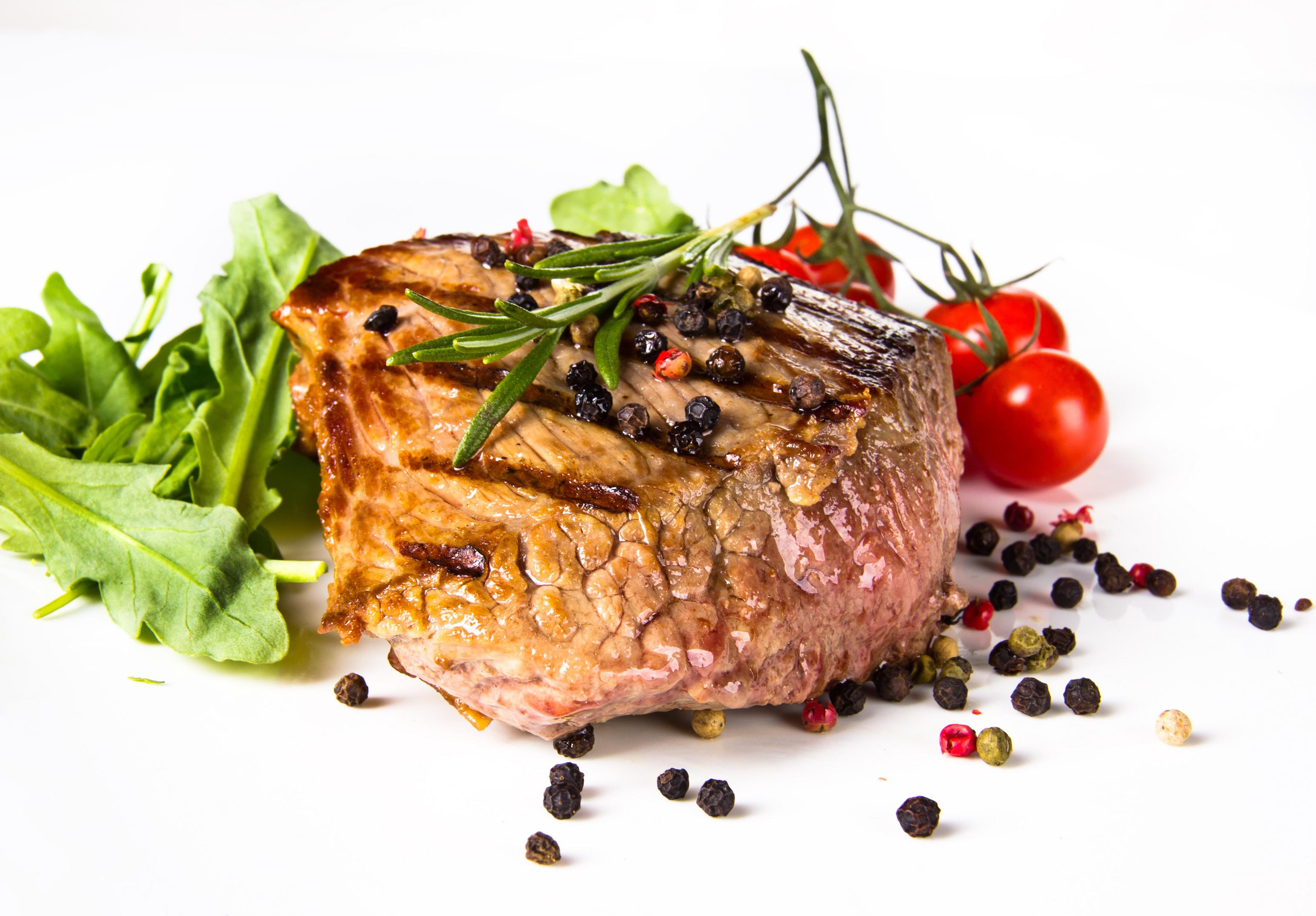 обои для рабочего стола, фото, мясо, жареное, бифштекс, meat, скачать фото