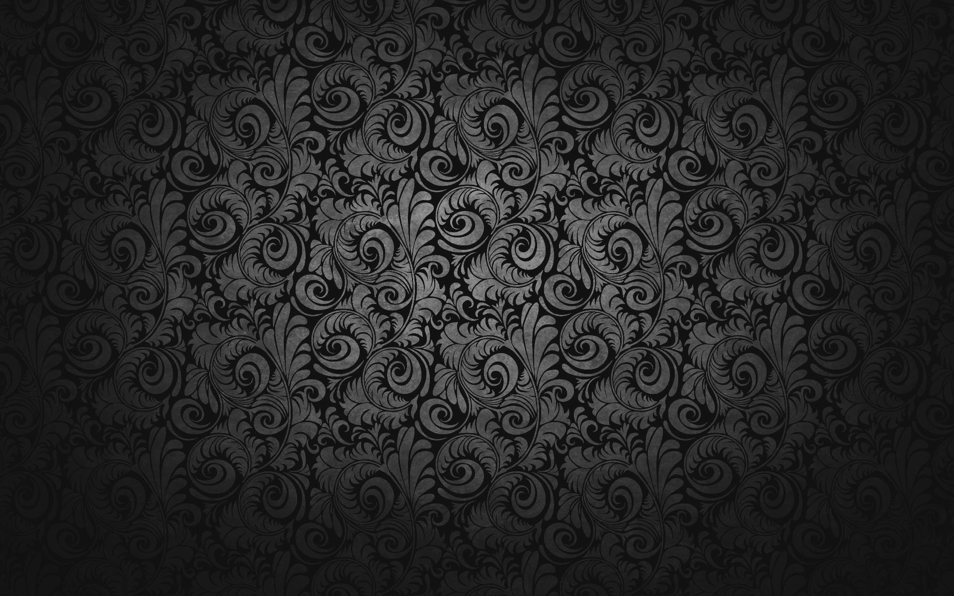 Обои, черная стена, цветы, фото, скачать, бесплатно